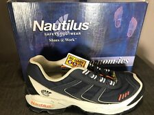 Nautilus Safety Footwear Steel Toe N1376 Womens Size: 12M New W/ Box