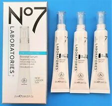 Lift & Luminate T/A Compliment With Boots No7 Line Correct Boost Serum 3 x 25ml