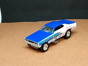 NHRA FUNNY CAR ED McCULLOCH DRIVEN '71 REVELLUTION ADULT COLLECTIBLE