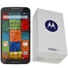 BNIB Motorola Moto X 2Nd Gen XT1092 16GB Black Factory Unlocked 4G/LTE Simfree