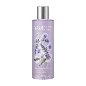 Yardley English Lavender Luxury Body Wash 250ml 8.4 fl oz