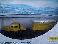 1:43  Schuco (Germany) Hanomag ST 100 Deutsche Post