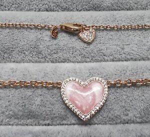 Pandora 389279C01 Rosa Wirbel Herz Collier Halskette 50cm ALE MET