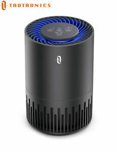 TaoTronics Air Purifier with 3-in-1 True HEPA Filter Desktop Air Cleaner