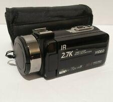WETON 2.7(see details)Video Camera Camcorder Digital YouTube Camera Recorder UHD