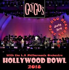 THE GO GO'S   Live at the HOLLYWOOD BOWL 2018 JULY 3td,  LTD  CD