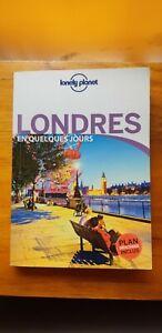 Lonely Planet - Londres en quelques jours - 5ed | Très bon état