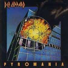 Def Leppard : Pyromania CD (1999)