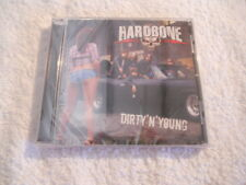 "Hardbone ""Dirty'n'Young"" 2010 cd Rude Records New Sealed"