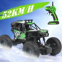2.4G Fast Speed RC Car Monster Truck Remote Control Off-Road RTR Vehicle Kid  ~