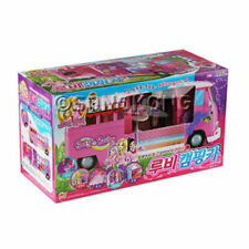 Sofy & Ruby Camping Car Play Set Barbie Doll Figure Toy For Kids Gift_NU