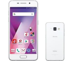 DOCOMO SAMSUNG SC-04J GALAXY J FEEL COMPACT ANDROID PHONE UNLOCKED WHITE JAPAN