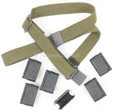AmmoGarand M1 Garand Od Web Sling & 6ea 8rd Enbloc Clips Combo *Us Made