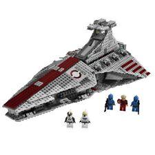 Destroyer Stellaire Venator, jeux de construction Star Wars