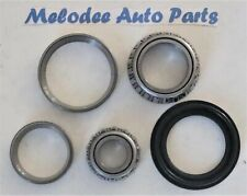 USA Made Front Wheel Bearings /& Seals For VW BEETLE 1969-1974 Drum Brakes