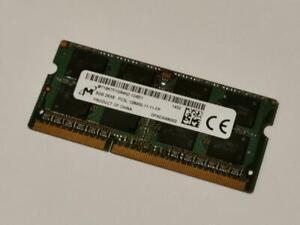 Micron 8GB 2Rx8 PC3L-12800S MT16KTF1G64HZ-1G6E1 DDR3 RAM - FAST FREE UK POST