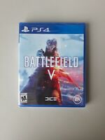 Battlefield V PlayStation 4 Game (NEW + factory sealed)