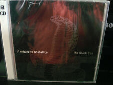 Tribute To Metallica: The Black Box by Various Artists (CD, Oct-2013, Kick...