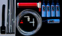 Suzuki RM-Z 250 RMX 250 NOS Nitrous Oxide Kit /& Boost Bottle