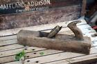 "Antique Edward Preston & Sons (England) Wood Plane Hand Tool 16"""