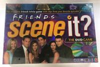 Friends Scene It? DVD Trivia Board Game - 2005 Mattel - Brand New Sealed