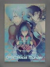 Dramatical Murder Nitro CHiRAL Official Works Art Book F/S w/Tracking# Japan New
