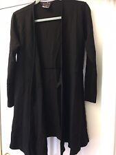 Black American Apparel Wrap Dress- Size  L