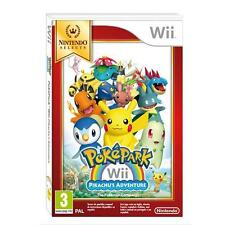 Pokepark Pikachu's Adventure Nintendo Selects Wii (SP)