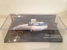 Minichamps 417150177 Williams FW37V Bottas Abu Dhabi 15 Martini