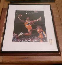 Dennis Rodman 1998/99 LA Lakers Framed NBA Picture Poster Print Mounted Basketba