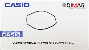 Casio Dichtung / Zurück Seal Rubber, O-Ring, Für ABX-23