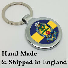 The Princess Of Wales Royal Regiment (PWRR) Key Ring - A Great Gift