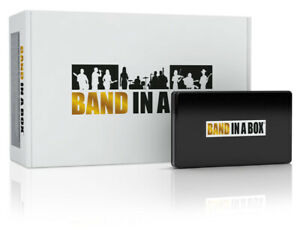 PG MUSIC Band-in-a-Box 2021 Pro PC, dt.