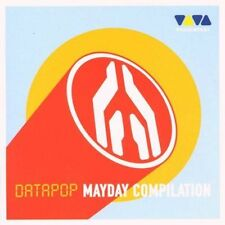 Mayday Compilation-data POP (2000) members of Mayday, Mr X/mr. Y, DJ D [CD DOPPIO]