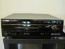 Pioneer Elite CLD-79 Laserdisc Player Excellent Fully Functional w/remote