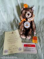 ❤Steiff Teddy Clown 1928 Bear 1993 Club Edition 420023 w/Box ID's Papers LT ED❤