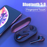 H&A New TWS Bluetooth Wireless Earphones 6D Stereo Headphone Hifi Sport Earbuds