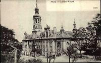Prag Praha Tschechien Česká republika AK ~1910 Loreto Loretto Kirche Hradčany