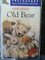 Jane Hissey Old Bear Tell a story cassette tape