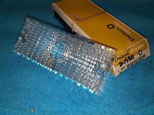 NOS GM 1969 70 CHEVY TRUCK BLAZER PARK LIGHT LAMP LENSE TURN SIGNAL LENS 69 1970