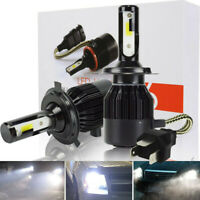 FOR Ford Transit Mk6 Mk7 8000lm H4 9003 LED Headlight Conversion Kit Canbus