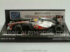 McLaren Mercedes MP4/27 Gp Australia 2012 Lewis Hamil 1:43 MINICHAMPS 537124304