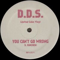 D. D. S. – You Can'T Go Wrong - Aztonk - Az 001 - USA