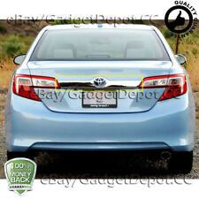 For 2012 2013 2014 TOYOTA Camry Chrome Cover Tailgate Trunk Lift Handle Bezel