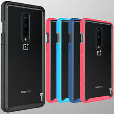 For OnePlus 8 Case Full Body Slim Military Clear Shockproof Hard Phone Cover