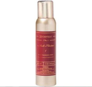 Aromatique Smell of Christmas Scented Aerosol Room Spray 5 oz.(142ml)