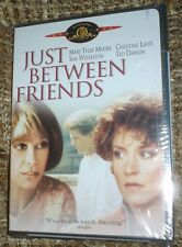 Just Between Friends (DVD, 2004), NEW & SEALED, WIDE AND FULL SCREEN, REGION 1