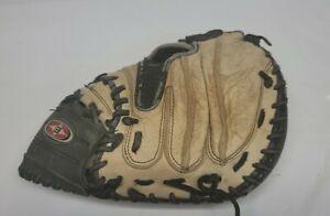 Easton Ultra Lite UL2 Catchers Mitt Glove Right Handed Thrower USA Steer Hide