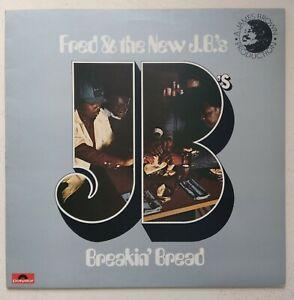 Fred Wesley & the New J.B.'s - Breakin' Bread (1974 LP 2391 161) James Brown