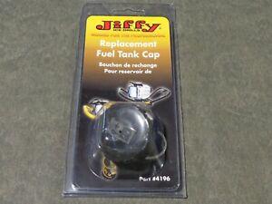 JIFFY Ice Auger 4196 FUEL TANK CAP GENUINE OEM Ice Drill 2500 3500